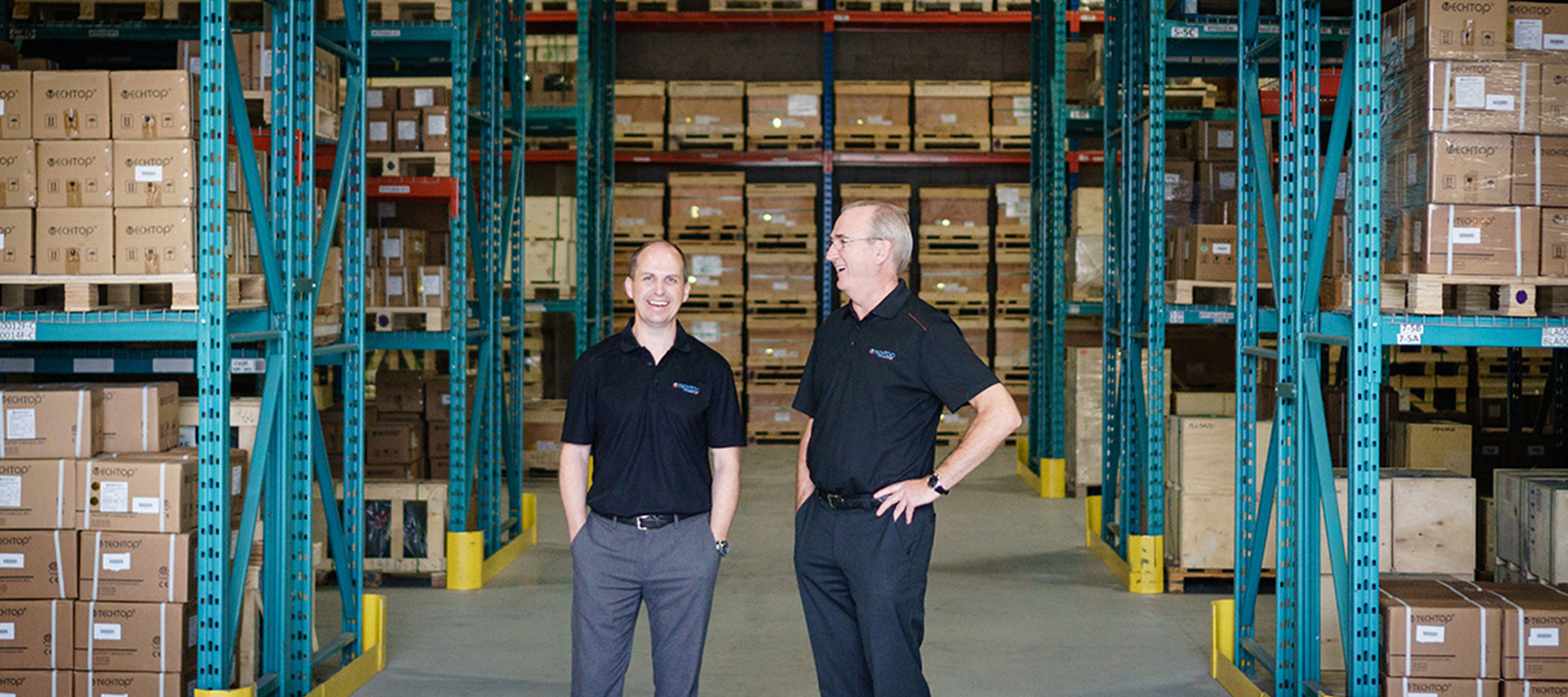 National Motor Company Opens New Central Canadian Distribution Centre at CentrePort