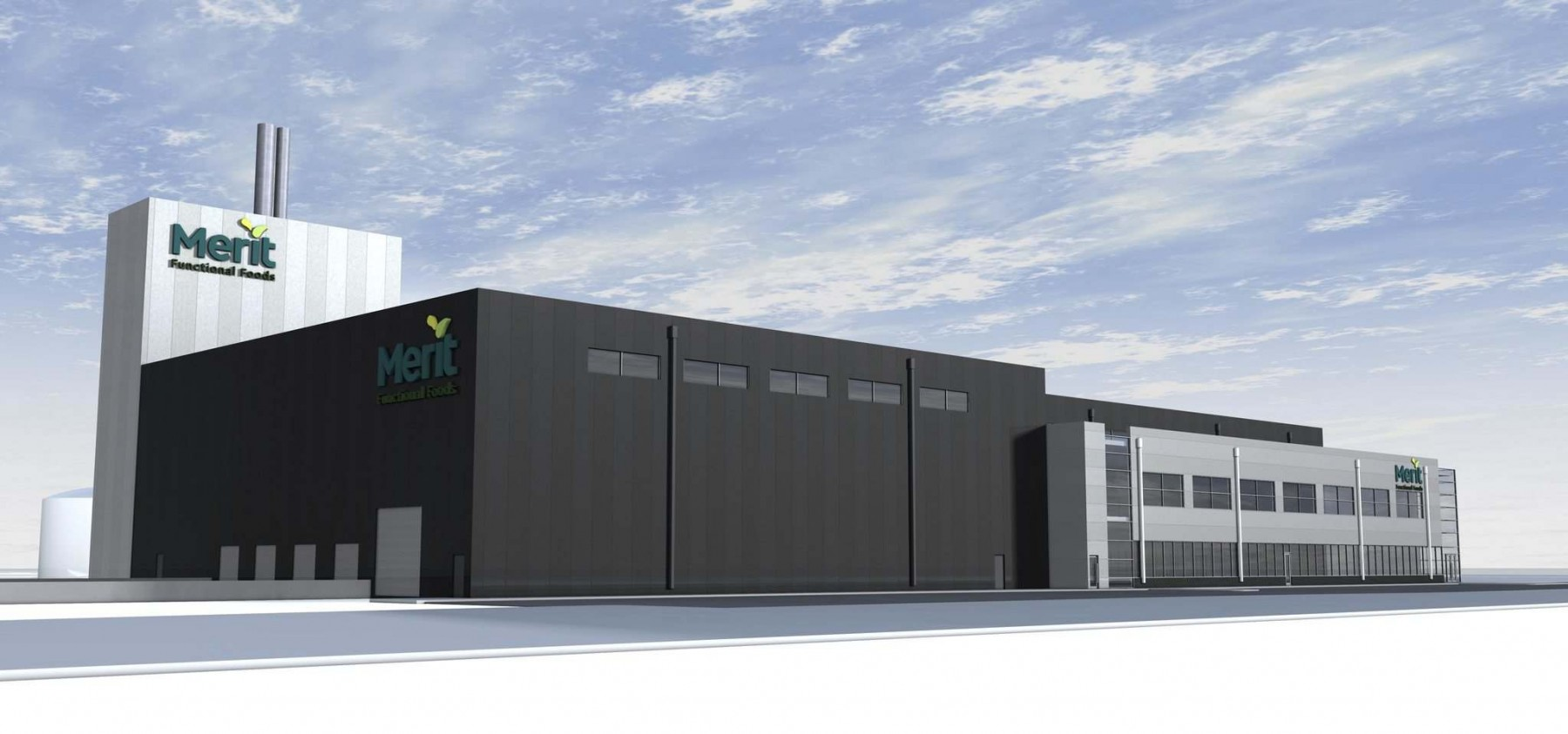 Protein production plant breaks ground in Centreport
